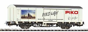 Piko 72217 Benefiz-Wagen Flutkatastrophe 2021 Neu mit OVP