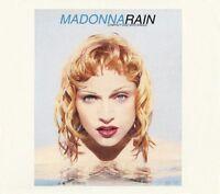 Madonna CD Rain - Digipak (VG+/VG+)