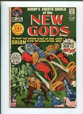 NEW GODS #4 (NM-)  ORYANS MOB AND THE DEEP SIX! 1971