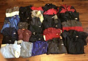 Job Lot -30 Vintage North Face Jackets