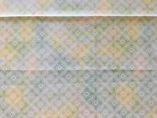vivero de tela de algodón de artesanía Paquete de Tela Cuarto gordo blanco azul de bebé Paquete