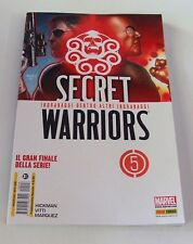 Secret Warriors . ingranaggi dentro altri ingranaggi . 5