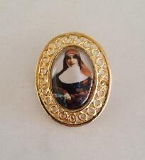 St Mary MacKillop Gold Pin