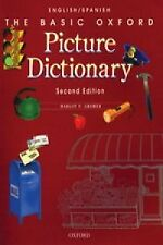 Basic Oxford Picture Dictionary: English/Spanish 2nd Edition