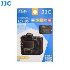 JJC LCP-D5 LCD Guard Film Camera Screen Display Protector for NIKON D5 DSLR