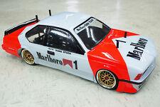 1/10 BMW M 635csi 1983 Group A Touring RC body Macau GP Guia Decal Tamiya TT01