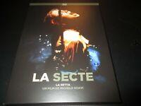 """COFFRET 1 BLU-RAY + 2 DVD NEUF """"LA SECTE"""" de Michele SOAVI - horreur"""