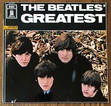 Beatles Greatest German White Gold Odeon SMO 73991 Original 1st Pressing NM