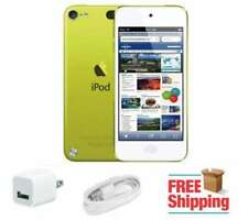 """New! Apple iPod touch 5th Generation Yellow 16GB """"SEALED"""" """"Unopened""""MP3/4 Player"""