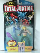 Batman - Total Justice (Blister) - Aquaman with Blasting Hydro Spear