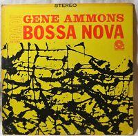 Gene Ammons Bad Bossa Nova Jungle Soul Dark Blue Lbl Prestige LP Vinyl Jazz