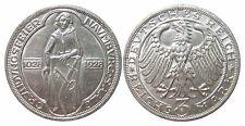J333  3 Mark WEIMAR  Naumburg  1928 A in STG  552003