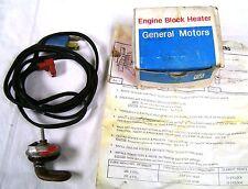1976 250ci NOS Accessory Engine Block Heater