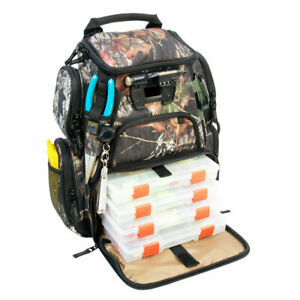 Wild River RECON Mossy Oak Compact Lighted Backpack w/ 4 PT3500 Trays  (WCT503)