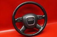 Audi A6 4F C6 Volante Multifunzione Pelle 4-Speichen 4F0419091AH Nero / Nn