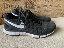 NIKE FREE TRAINER 5.0 TRAINERS IN BLACK SIZE UK 7
