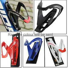 MOUNTAIN ROAD BIKE WATER DRINK BOTTLE HOLDER PLASTIC BRACKET BICYCLE CYCLE CAGE