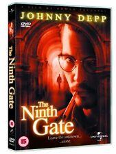 The Ninth Gate [DVD] [1999] [2000] Good PAL Region 2