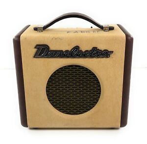 """Vintage 1999 Danelectro Dirty Thirty 20W Solid State 6"""" Guitar Amplifier Amp"""