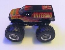 Hot Wheels Monster Jam Truck INFERNO 1:64 Scale Diecast Lot