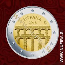 2016 Spain 2 EUR (Segovia)