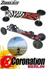 Zebra Kite Mountainboard Zebra Board ATB Landboard
