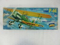 VINTAGE AURORA 1/4 CURTISS HAWK P-6E MODEL KIT, #116-98