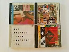 CD Set of 4 Pat Metheny Group (814)