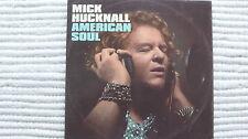 Mick Hucknall American Soul (V Rare/N Mint) 2012 UK CD Promo