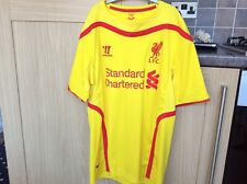 Liverpool Away Shirt 2014! Size XLB! Coutinho #10! Look In The Shop!
