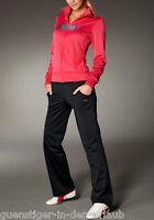 PUMA Damen Sportanzug Fitnessanzug Jacke & Hose schwarz Größe 34 XS NEU