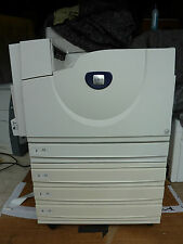 Xerox Phaser 7760GX A3+ Colour Laser Printer Excellent Condition +£2200 Supplies