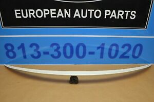 2017 W205 MERCEDES C63 AMG CONVERTIBLE REAR LID SPOILER WING WHITE 2057901600