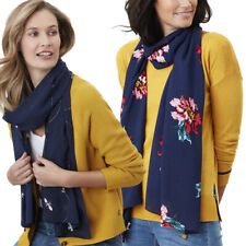 Joules Womens Conway Lightweight Printed Fashion Scarf