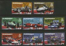 Guernsey 2007  Scott # 938 - 945 Mint Never Hinged Set