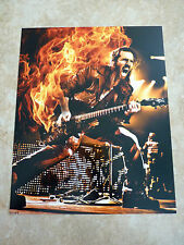 Guns N Roses Bumblefoot Ron Thal Live Color 8x10 Promo Photo