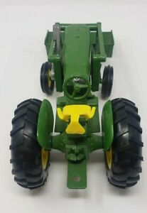 VINTAGE ERTL JOHN DEERE #384 INDUSTRIAL TRACTOR WITH FRONT END LOADER 0