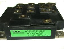6DI150A-060 FUJI IGBT Module A50L-0001-0209 used