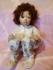 Künstlerpuppe Puppe Doll  ROBYN  Christine Orange Elite Dolls