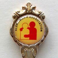 Alzheimer's Association Souvenir Spoon Teaspoon (T132)