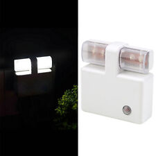 2x Nightlight Energy Saving LED Night Light Lapm Control Automatic 110-240V Hot