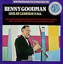 "BENNY GOODMAN ""LIVE AT CARNEGIE HALL"""