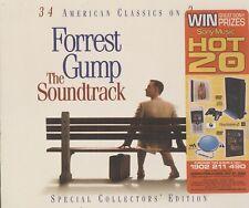 Forrest Gump - Original Soundtrack in slip case 2cd