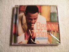 BRIAN McKNIGHT - Bethlehem - CD MOTOWN Sealed NEW - 1998 HOLIDAY Christmas