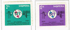 Albania Communist Country Telecommunication set 1965 MLH