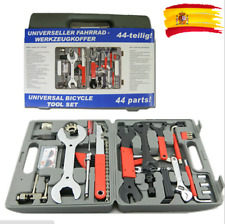 Maleta caja Kit herramientas para reparación multifunciones Tool Set bicicleta