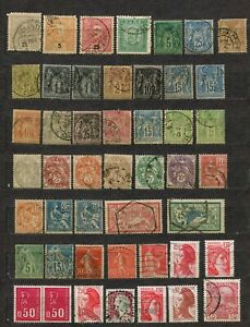 Worldwide - Used stamps
