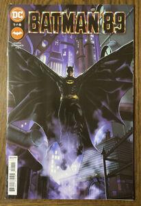 Batman 89 #1 (2021) - Quinones Cover A - 1st Print - NM - DC Comics