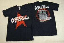 JESUS CHRIST SUPERSTAR GRAFFITI LOGO UK TOUR 2012 T SHIRT NEW OFFICIAL MUSICAL