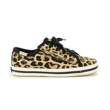 Keds X Kate Spade New York Kickstart Leopard Little Kids Shoes KL161442 NEW!